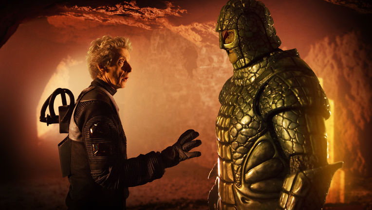 """Doctor Who - """"Empress of Mars"""""""