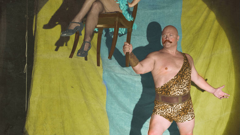 American Horror Story: Freak Show with Michael Chiklis