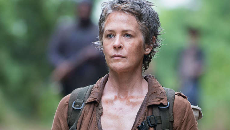 The Walking Dead's Carol