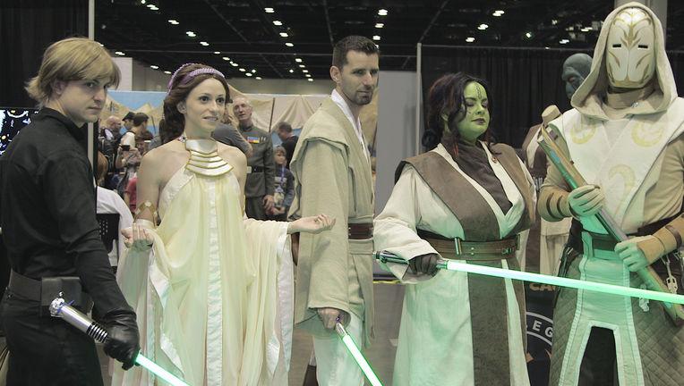 Star Wars Celebration Cosplay