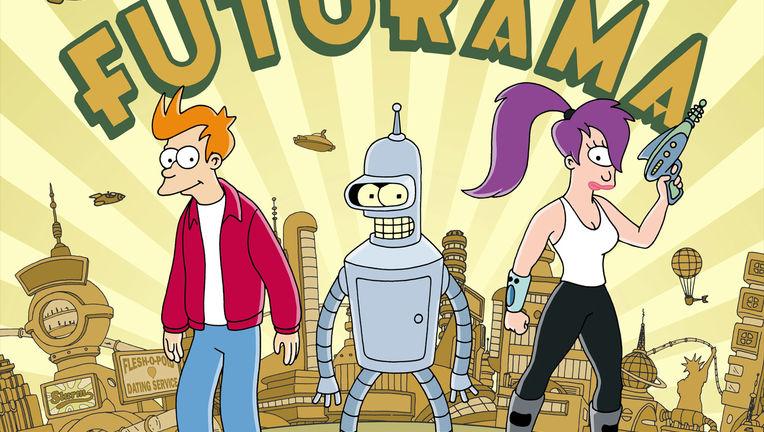 Futurama - Season 7B