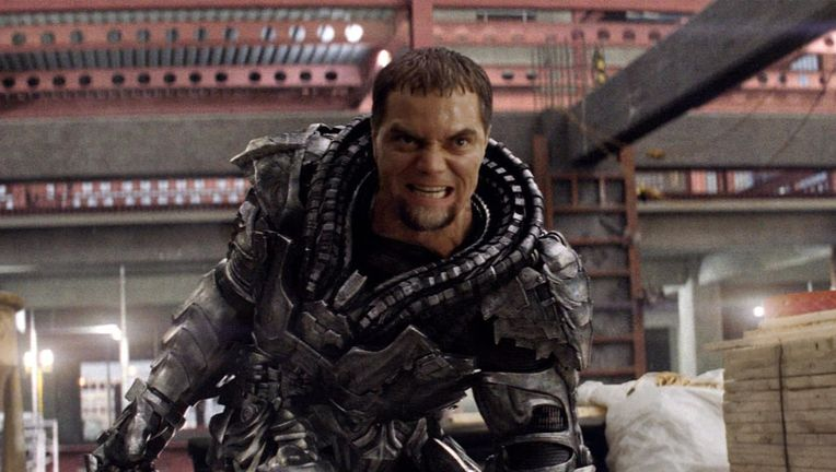 Michael Shannon General Zod