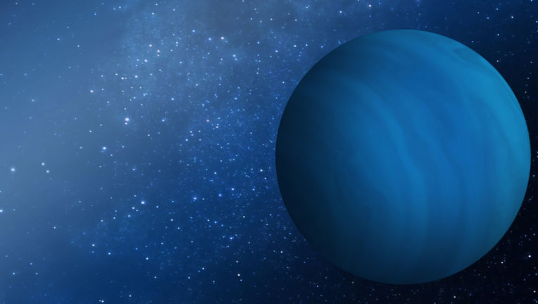 Rogue planet artwork