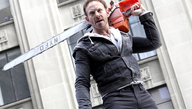 Sharknado 2: The Second One with Ian Ziering
