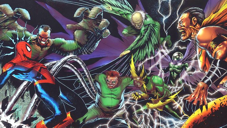 Sinister Six - Spider-Man