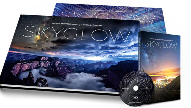 cover of SKYGLOW book