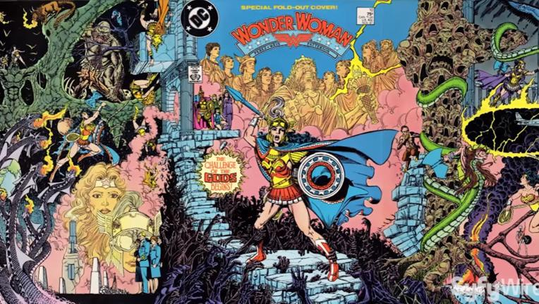 Wonder Woman George Perez
