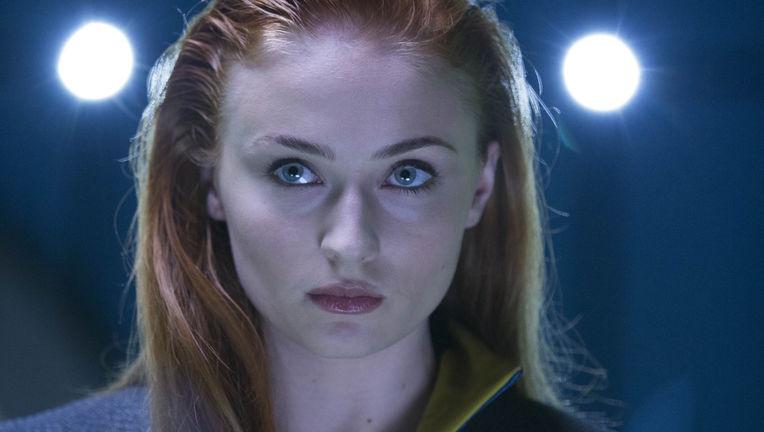 Sophie Turner, Dark Phoenix, Simon Kinberg