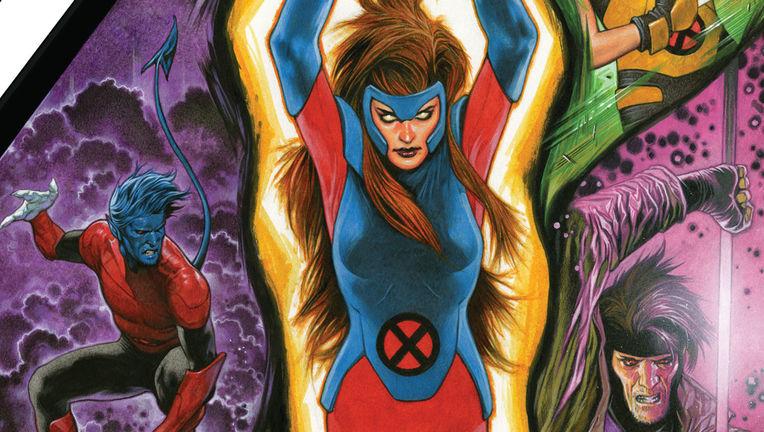 X-Men Red Annual 1 Hero