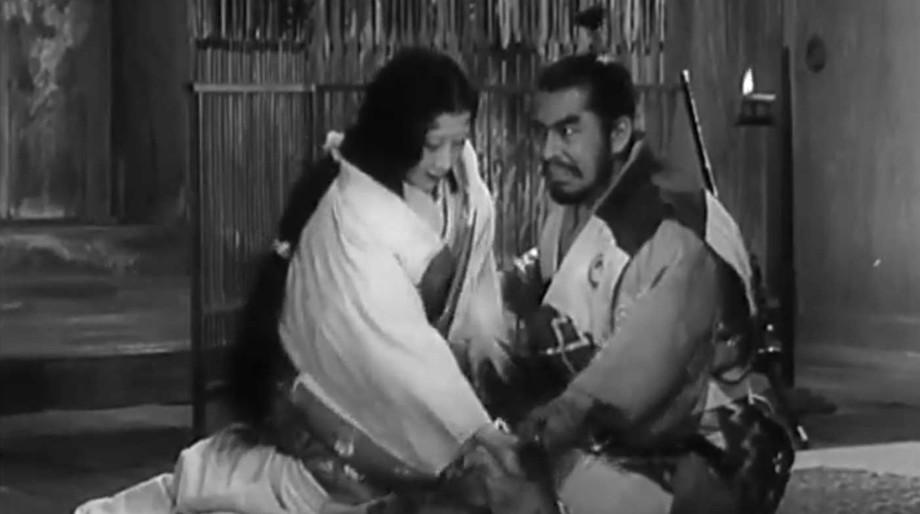 Kurosawa's Throne of Blood