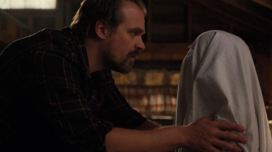 Stranger Things Season 2: Eleven and Hopper's relationship
