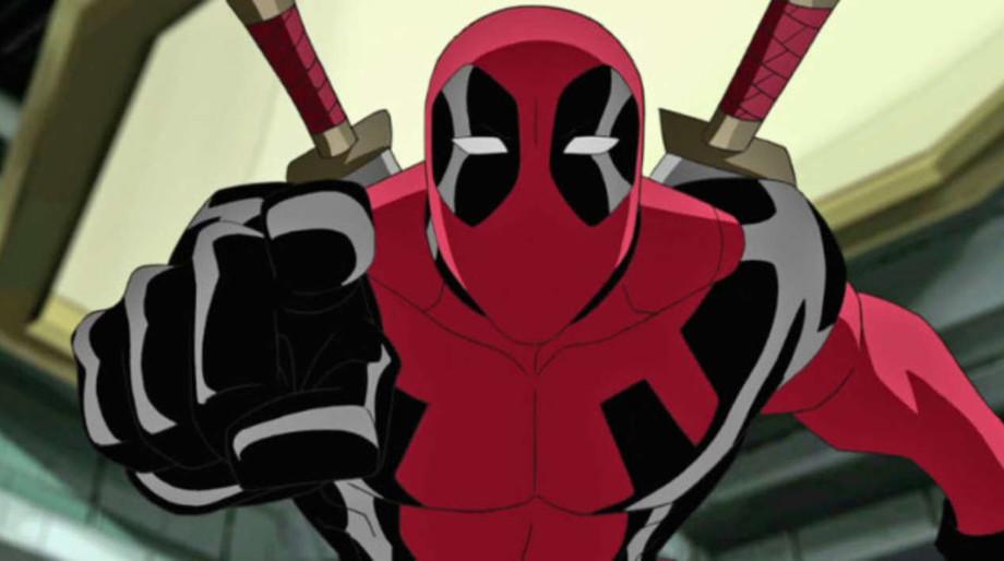 Deadpool Animated