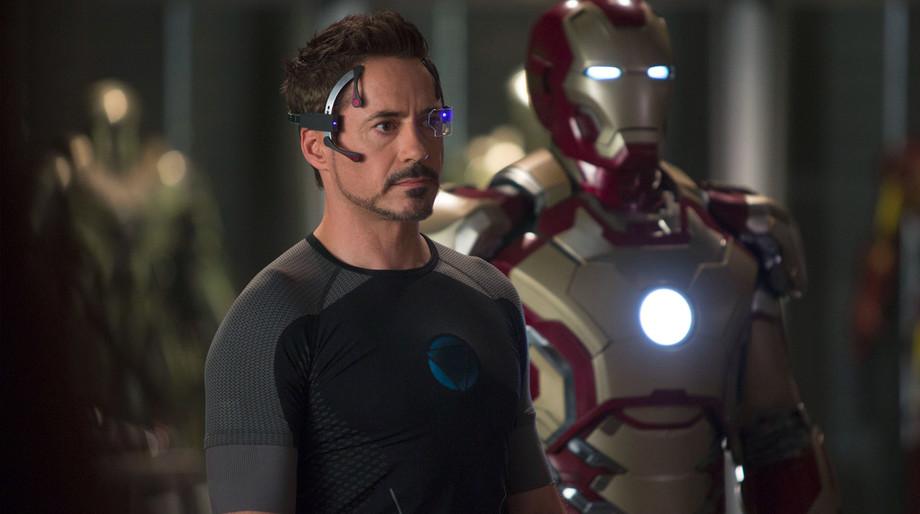 Iron Man superhero performance debate club