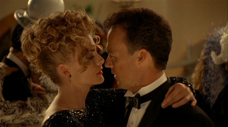 Bruce Wayne and Selina Kyle, Batman Returns
