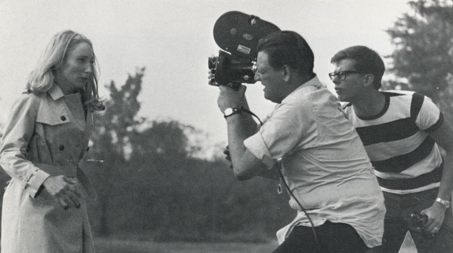 Night of the Living Dead Behind the Scenes