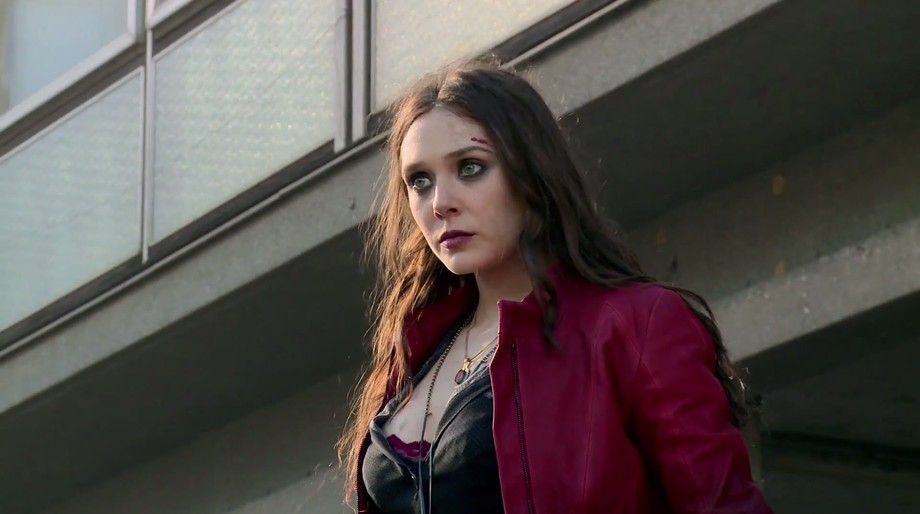 Scarlet Witch, Age of Ultron