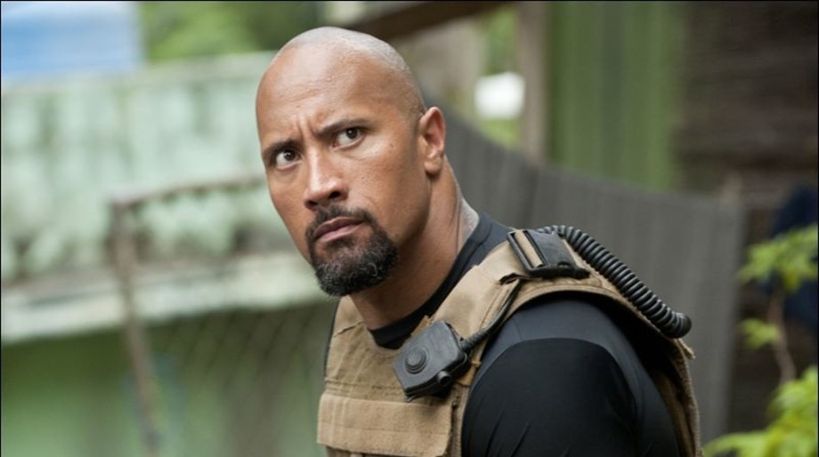 The Rock, Fast Five