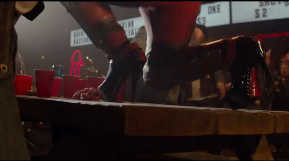deadpool 2 heels