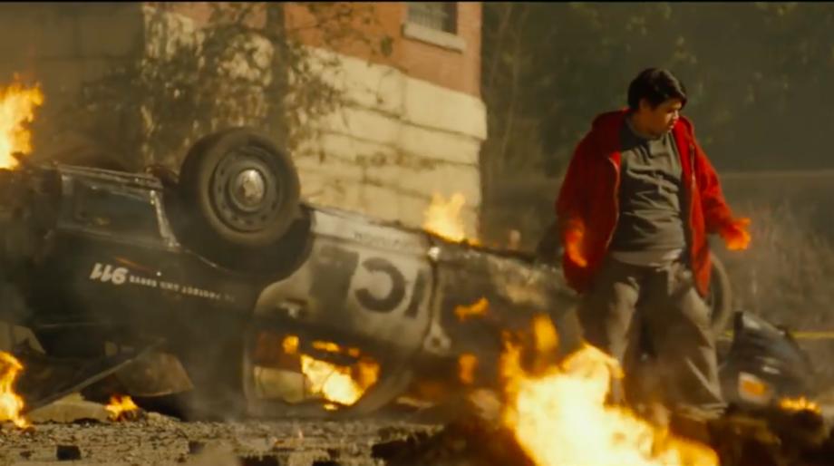 deadpool 2 kid's mutant powers
