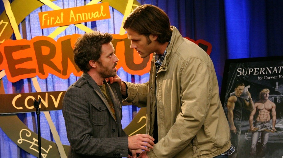 13 of Supernatural's weirdest, most mind-bending meta