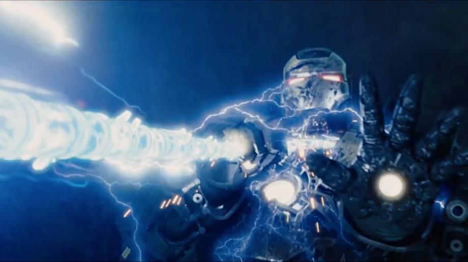 Whiplash, Iron Man 2