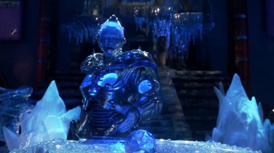 Mister Freeze, Batman & Robin