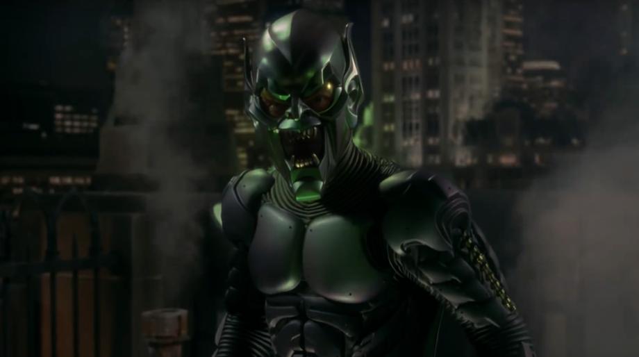 Green Goblin, Spider-Man