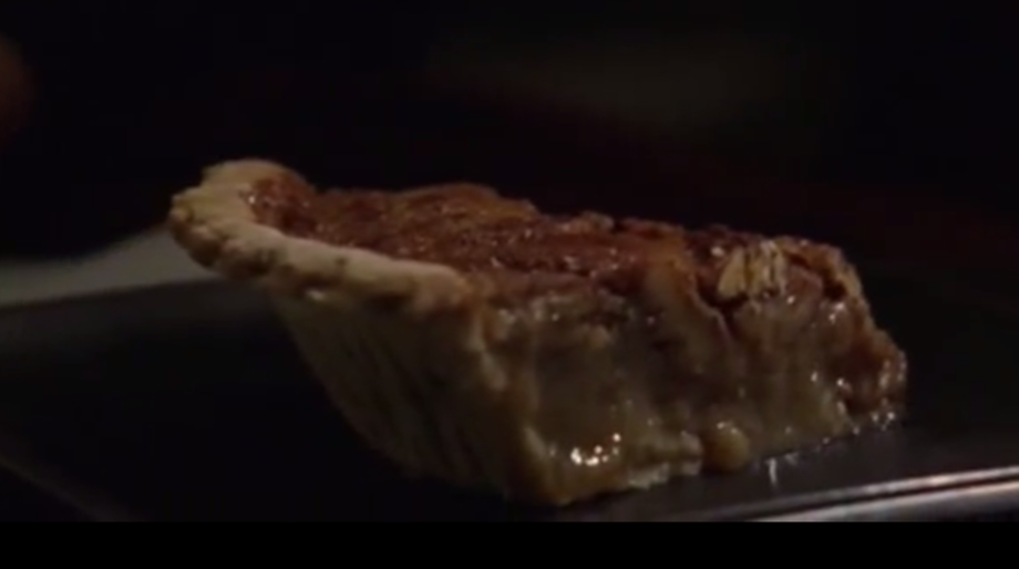 Star Trek Enterprise Breaking the Ice pecan pie