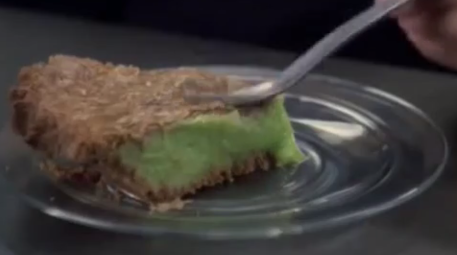 Star Trek Voyager Inside Man apple pie