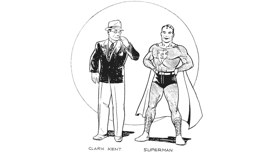 early Superman
