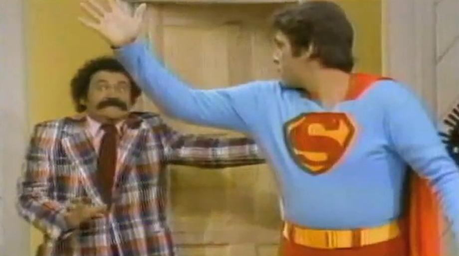 Superman on Super Friends