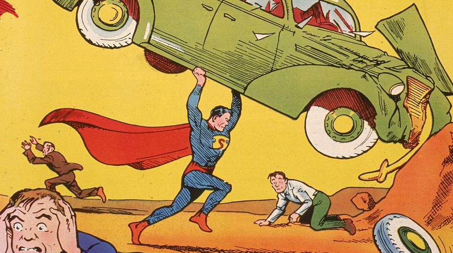 Action Comics #1 Superman