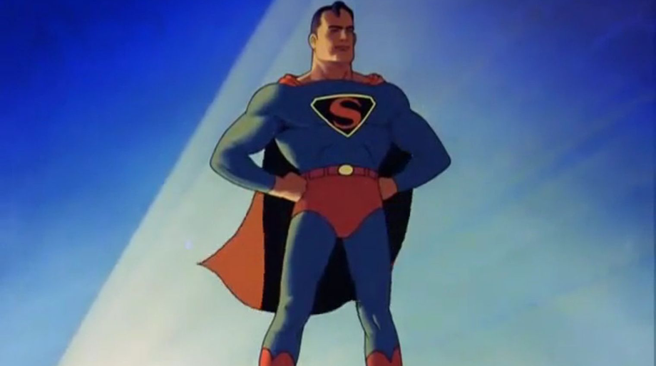 Joe Fleischer Superman