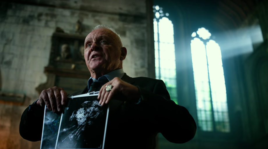 Transformers: The Last Knight, Anthony Hopkins