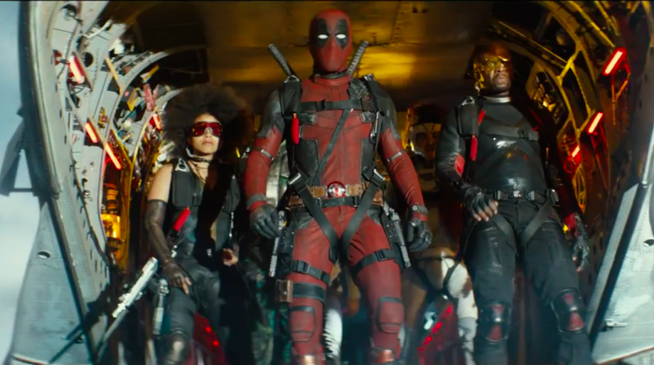 x-force deadpool 2