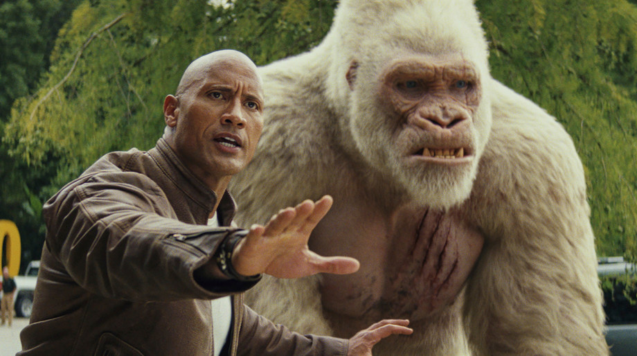 Rampage: Ranking the Top 10 The Rock characters by The