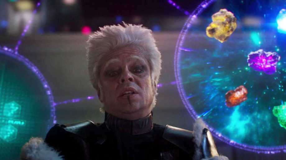 Infinity Stones, The Collector, The Soul Stone