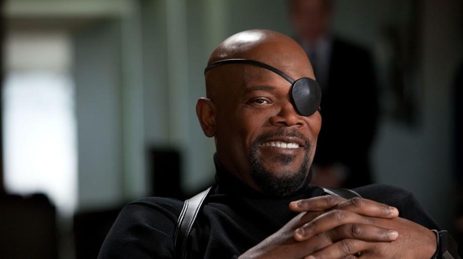 Nick Fury, Samuel L. Jackson