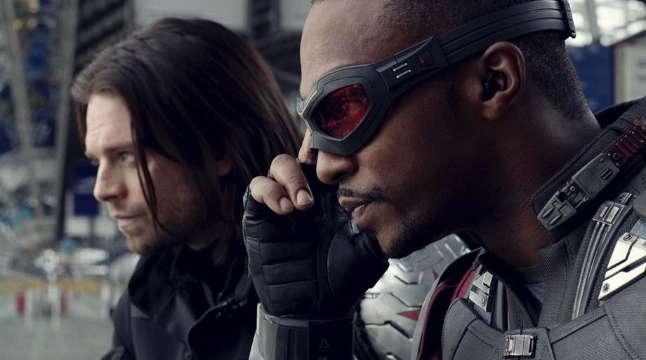 Falcon and Winter Soldier, Captain America: Civil War