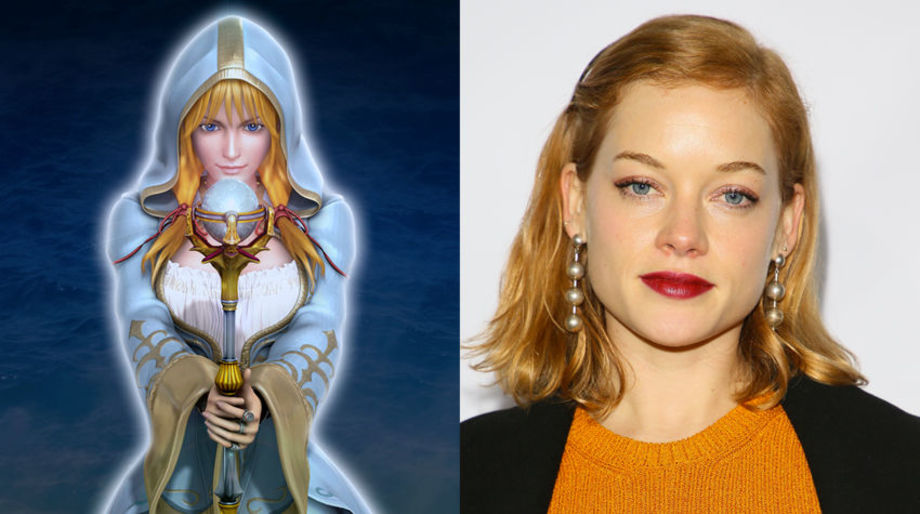 Jane Levy as Sypha Belnades