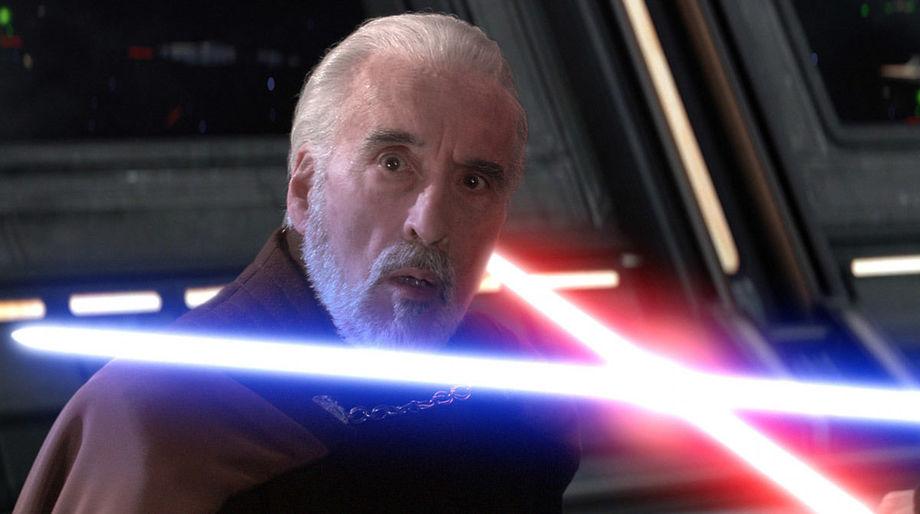Count Dooku, Star Wars