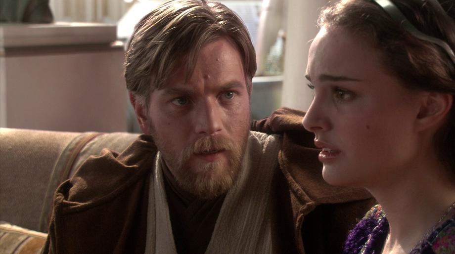 Obi-Wan and Padme, Star Wars
