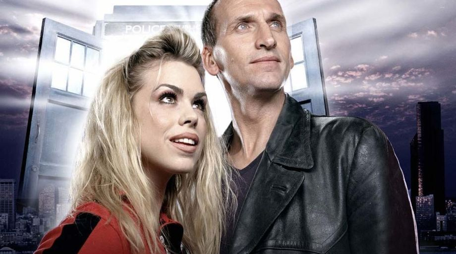 Doctor Who Rose Tyler Ninth Doctor