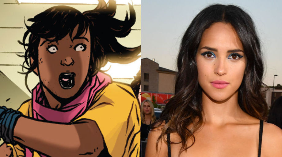 Adria Arjona as Michaela