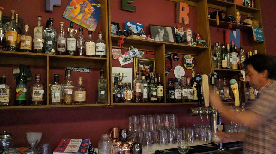Geek Bars: The Atomic Fern, Durham, North Carolina
