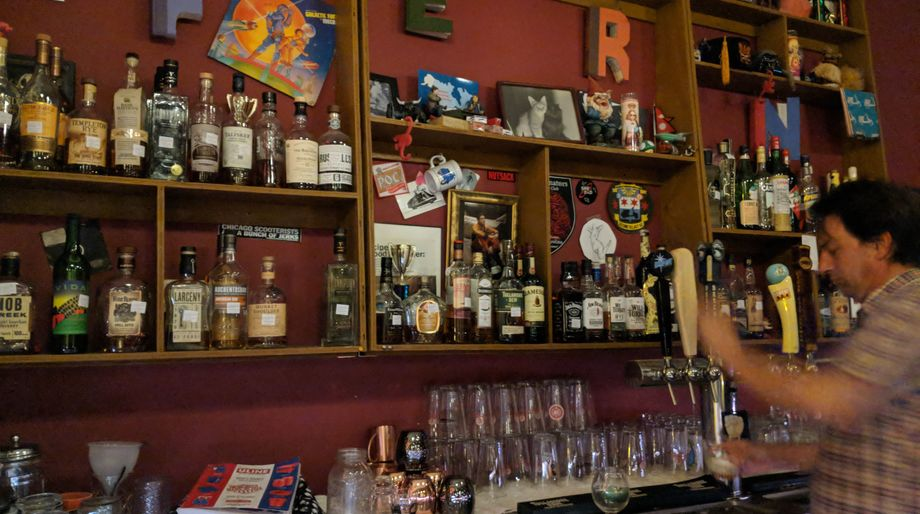 Geek Bars: The Atomic Fern, Durham, North Carolina