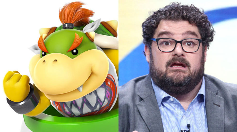 Bobby Moynihan as Bowser Jr