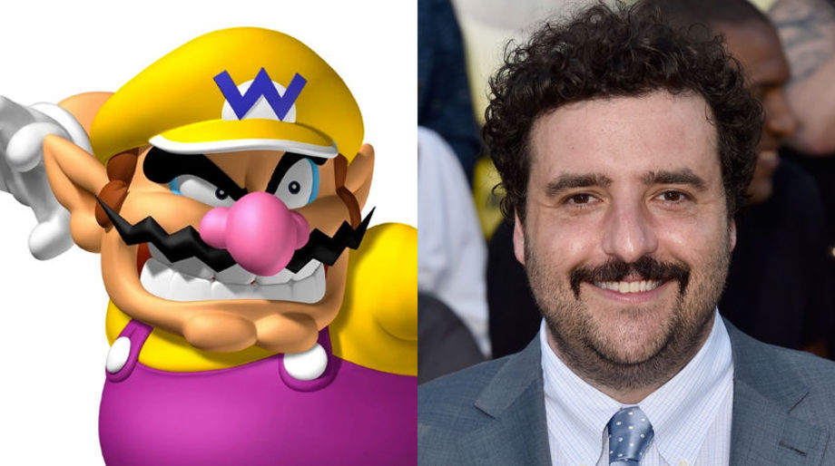 David Krumholtz as Wario