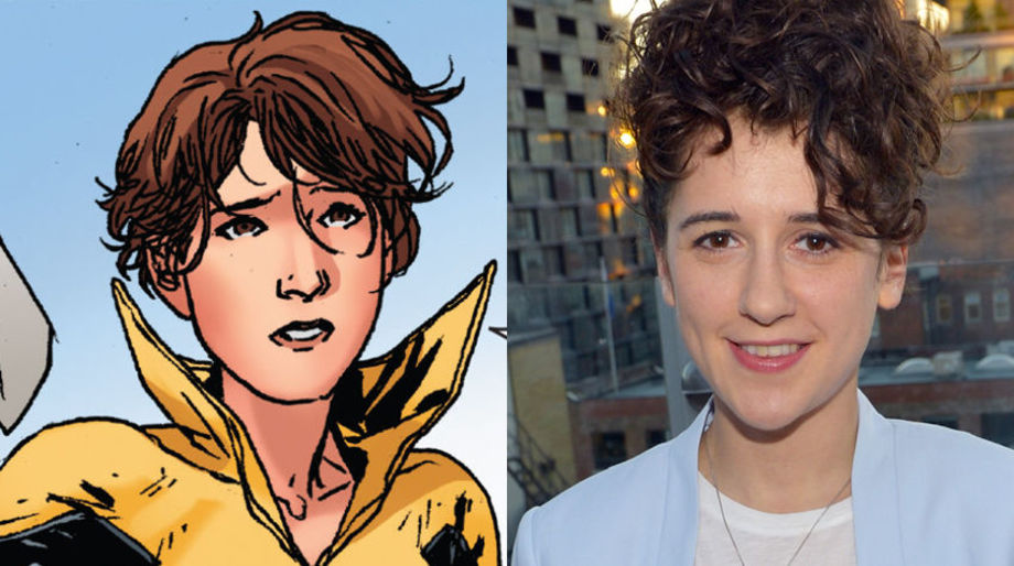 Ellie Kendrick as Kitty Pryde
