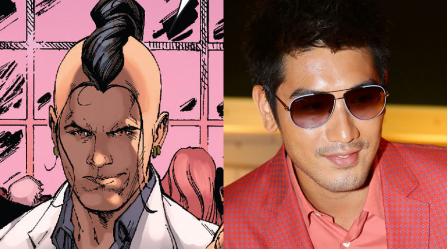 Godfrey Gao as Daken